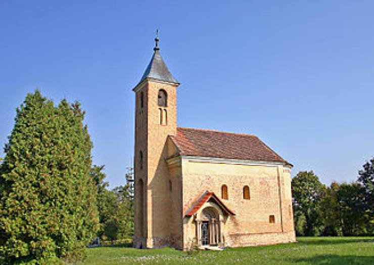 Cerkev Sv. Martina v Domanjševcih