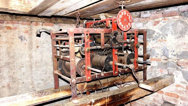 Mechanikus óraszerkezet