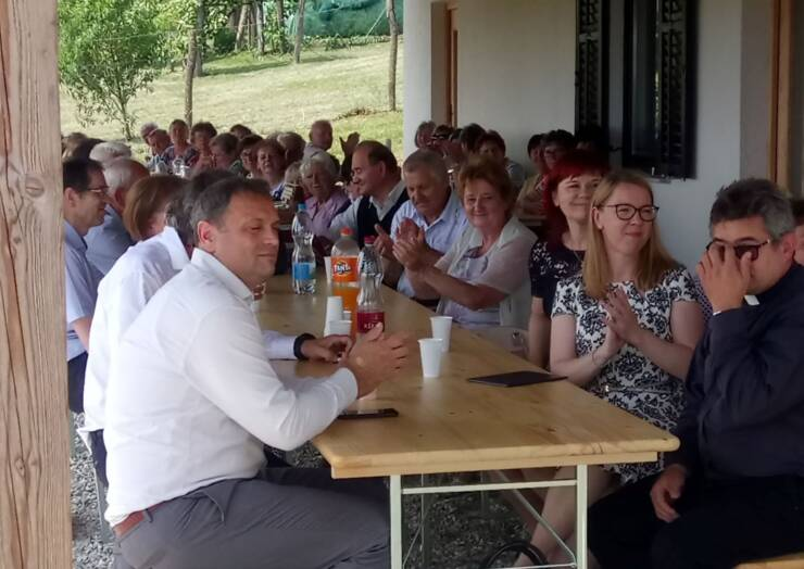 Porabski upokojenci svečano praznovali 30. obletnico