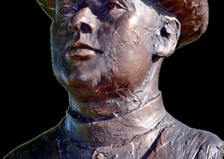 Doprsni kip Jožefa Klekla ml.