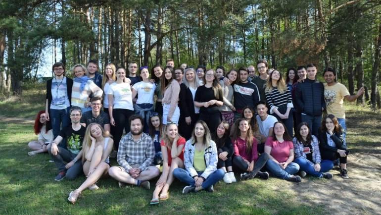V Peterlougu so bili mladi udeleženci projekta iz programa ERASMUS +
