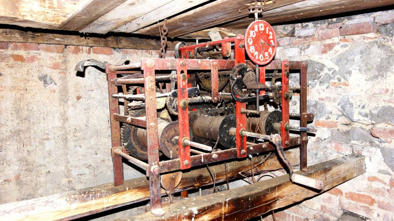 Mehanični urni mehanizem
