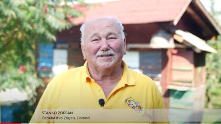 Čebelarstvo Zorjan