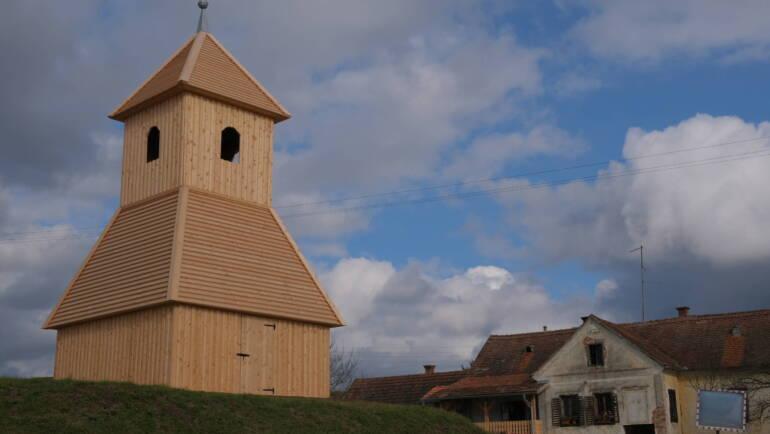 Vaški zvonik Šalovci